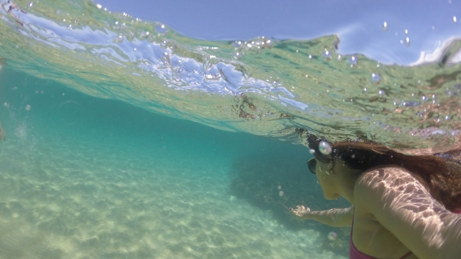 Mergulho praia do Cupe Porto de Galinhas